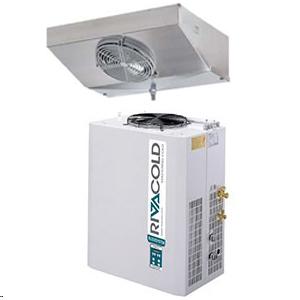 Сплит-система морозильная, д/камер до   5.20м3, -15/-25С, крепление вертикальное
