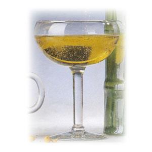 Бокал для шампанского (блюдце) 355мл  FIESTA GRANDE