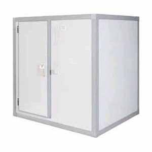 Камера холодильная замковая,    9,6м3, h2.16м, 1 дверь расп.левая, ППУ80мм