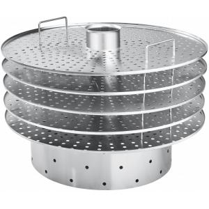 Комплект пароварочный (матоварка) для котла пищеварочного КПЭМ-60, нерж.сталь