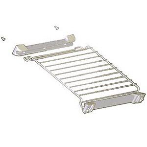 Решетка для печи микроволновой, комплект направляющих