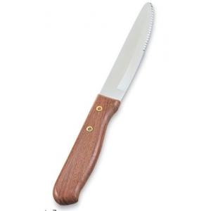 Нож для стейка JUMBO L 12,7см с деревянной ручкой