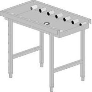 Стол выходной для машин посудомоечных RX DIHR LC 96/1
