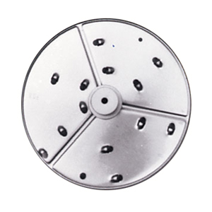 Диск-тёрка для овощерезки-куттера R211 XL, R211 XL Ultra, R301 Ultra, R402 и овощерезки CL20, CL30 Bistro, CL 40, D6.0мм