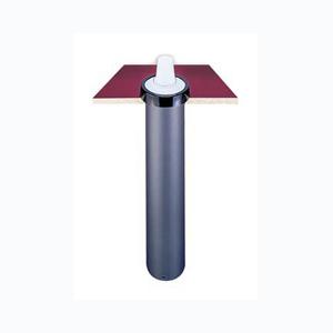Диспенсер для стаканов 178-710мл, D73/98мм, встраиваемый