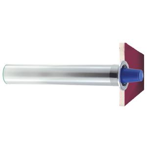 Диспенсер для стаканов 180-300мл, D58/80мм, встраиваемый, горизонтальный