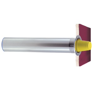 Диспенсер для стаканов 350-710мл, D70/98мм, встраиваемый, горизонтальный