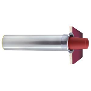Диспенсер для стаканов 950-1360мл, D101/124мм, встраиваемый, горизонтальный