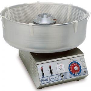 Аппарат сахарной ваты, 3.6kg/h., алюм. ловитель, спираль