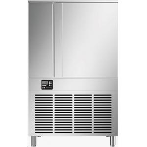 Шкаф шокового охлаждения, 12GN2/1, агрегат воз.охл., загрузка 50кг, эл.упр., щуп, ножки