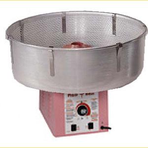 Аппарат сахарной ваты, 4kg/h., алюм. ловитель, спираль