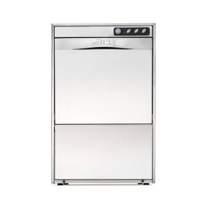 Машина посудомоечная фронтальная, 400х400мм, 30кор/ч, гор.вода, доз.опол., D тарелки 295мм