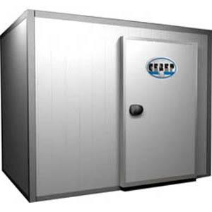 Камера морозильная замковая,  30.00м3, h2.60м, 1 дверь расп.правая, ППУ100мм