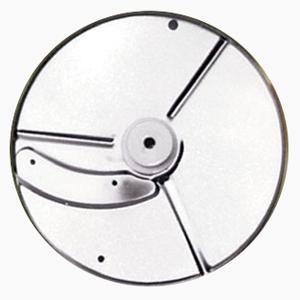 Диск-слайсер для овощерезки-куттера R211 XL, R211 XL Ultra, R301 Ultra, R402 и овощерезки CL20, CL30 Bistro, CL40, кружочки и колечки, срез 5.0мм