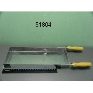 Лоток для угля, для гриля-шашлычницы серии МК-22, нерж.сталь, ручки деревянные