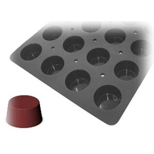 Мульфлекс МАФФИН D 7см h 4см (24 ячейки)