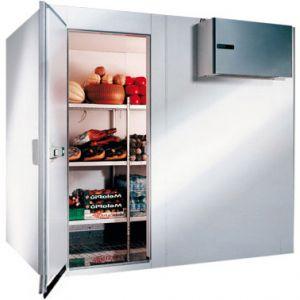 Камера морозильная Шип-Паз,   4.60м3, h2.20м, 1 дверь расп.левая, ППУ80мм