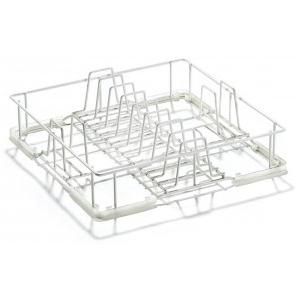 Корзина посудомоечная для тарелок, 400х400мм, нерж.сталь, вместимость 12шт.