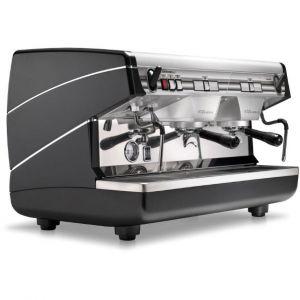 Кофемашина-полуавтомат, 2 группы, бойлер 11л, черная, 380V, под.чаше