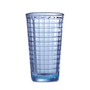 Бокал для коктейлей 296мл MURALLA, синий стекло
