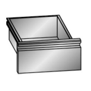 Ящик выдвижной для модуля серии Neutral 470, GN1/1, нерж.304