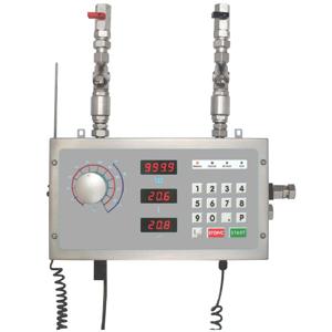 Дозатор-смеситель, электронный