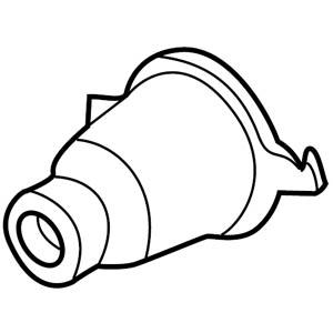 Насадка для тестоделителя CO300, BM2AS для порций 90/130гр.
