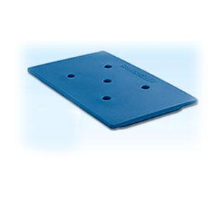 Аккумулятор холода L 53см w 33см h 3,8см (GN1/1), голубой пластик