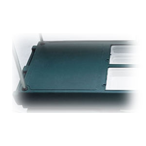 Крышка отсека L 53,5см w 33см h 5см (GN1/1), зеленый пластик