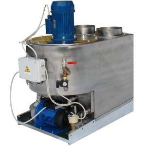 Гидрофильтр для печи дровяной, 1100м3/ч, нерж.сталь