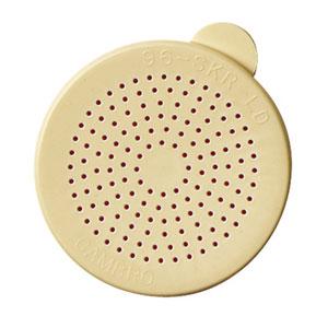 Крышка сменная для соли и перца, бежевый (406) поликарбонат