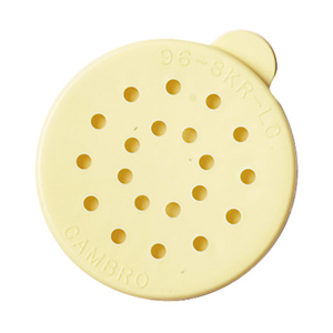 Крышка сменная для сыра, желтый (405) поликарбонат