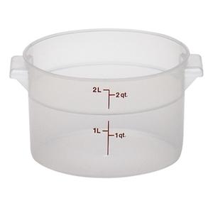 Контейнер 1,9л D 20,8см h 11,1см с градуир., полипропилен