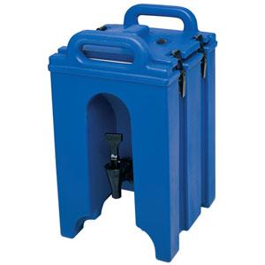 Термоконтейнер для напитков 5,7л L 29см w 26,5см h 44см, синевато-серый