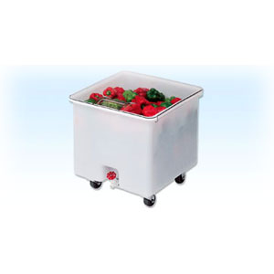 Контейнер для овощей L 61см w 56см h 58,5см 121л, полиэтилен