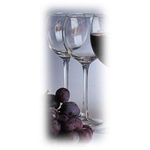 Бокал для вина PLAZA Balloon 275мл D 8,2см h 19см