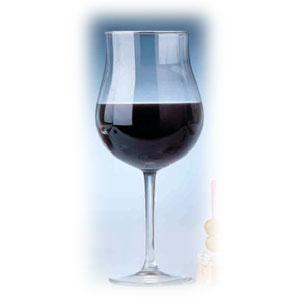 Бокал для вина XXL Tulip 640мл D 10см h 22,6см