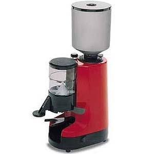 Кофемолка-автомат, бункер 1кг, 9кг/ч, красная