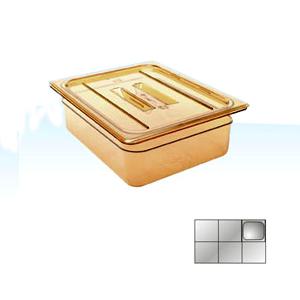 Гастроемкость GN1/6х65 H-PAN, поликарбонат