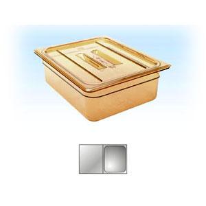 Крышка для гастроемкости GN1/2 с ручк. H-PAN, поликарбонат