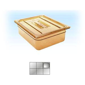Крышка для гастроемкости GN1/6 с ручк. H-PAN, поликарбонат