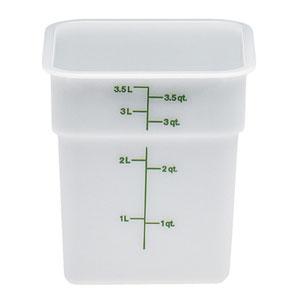 Контейнер 3,8л L 18,5см h 18,7см с градуир., полиэтилен