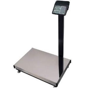 Весы электронные торговые, настольные, ПВ 0.02/0.1/0.2-3/15/30кг, платформа 320х320мм, подключение комбинированное, дисплей на стойке