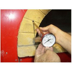 Термометр для печей дровяных RPM, L240мм