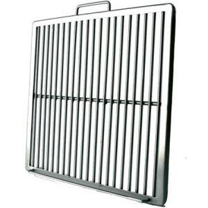 Решетка для мяса для гриля на углях HJX25, 500х510мм, нерж.сталь