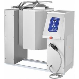 Котел пищеварочный электрический, опрокидывание автоматическое,  60л, нагрев косвенный, корпус нерж.сталь