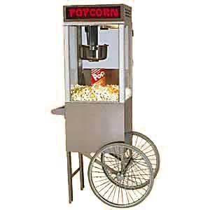 2659ST - тележка для попкорн аппарата