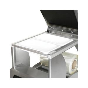 Матрица для машины для термоупаковки лотков PROFI 3, 260x160мм (GN1/4), 2 лотка