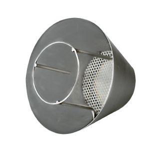 Защита для искрогасителя для гриля на углях, нерж.сталь