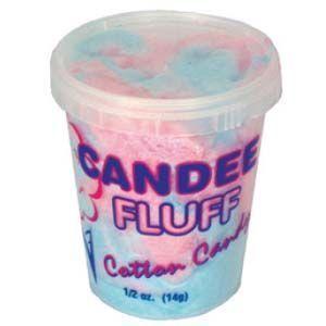 Стакан V 85 пластиковый для сахарной ваты, «Candee Fluff» (25шт)